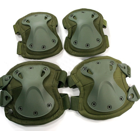 Military Elbow and Knee Pad