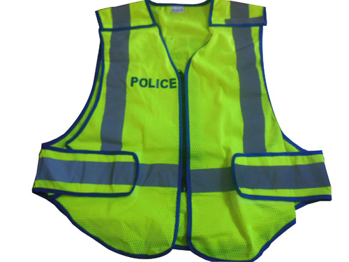 High Visibility Safety Traffic Reflective Vest