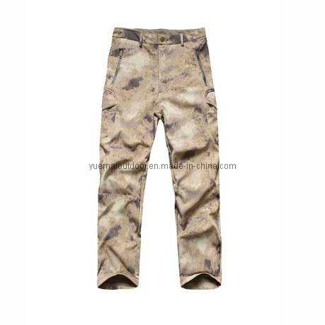 Military and Army Tactica Lsoftshell Pant Waterproof and Breathable
