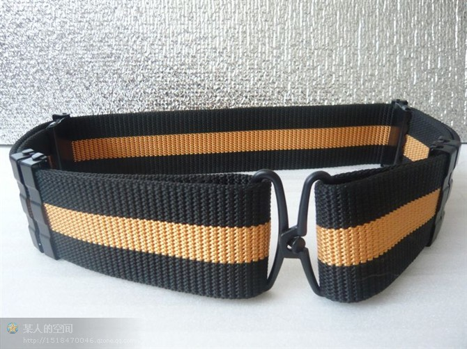 Army and Police Combat and Tactical PP Belt