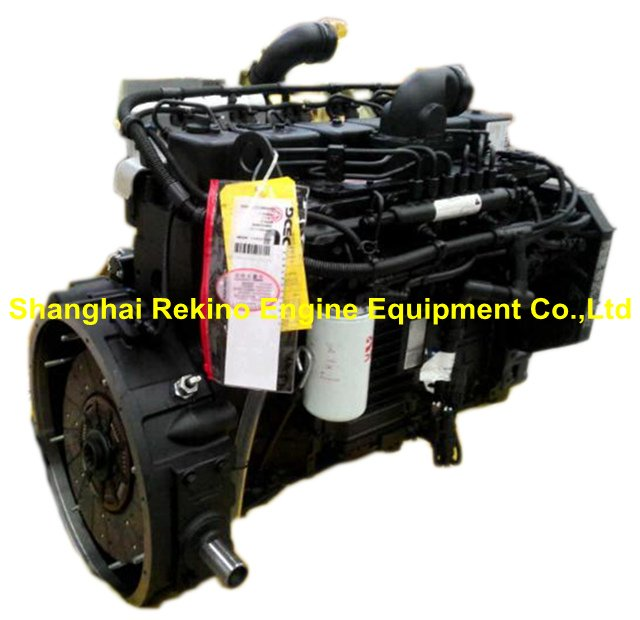 DCEC Cummins QSB5.9-C150-31 construction industrial diesel engine motor 150HP 2200RPM