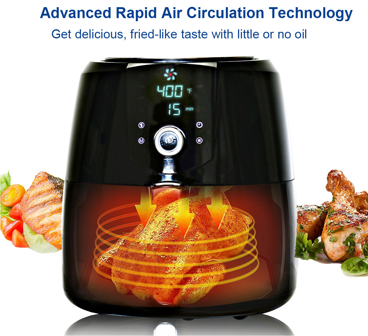 Rapid Air Circulation Technology for Healthier Cooking.png