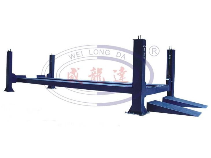 15T/20T/30T Heavy Duty Vehicle 4 Post Lift
