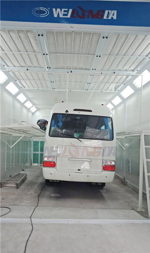 paint booth suppliers Thailand