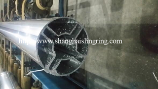 Aluminum Extrusion pole
