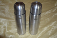500ML Bullet Shape Promotional Stainless Steel Thermal Flask Bottle