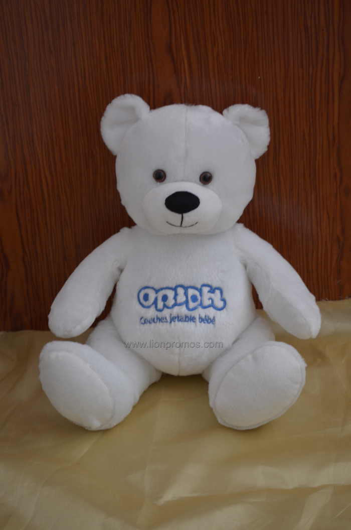 Custom Logo Children Promotional Lovely Plush Teddy Bear
