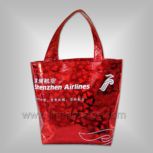 Repeated USE Photography Printing Laminated Non Woven Bag