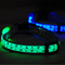 Hot Pet Gifts Nylon LED Flashing Dog Collar