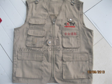 Supermarket Promoter/Event Campaign Waistcoat