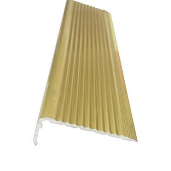 美硕纯铝合金防滑条带防滑刻纹MSSNA-2
