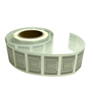UHF PRINTABLE THERMAL TRANSFER RFID APPAREL LABEL FOR ZEBRA PRINTER