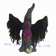 2019 new Halloween's promotional resin ghost crafts