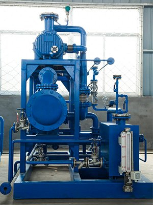 SXCQ-GX-18-2 series high efficiency vacuum pumping system