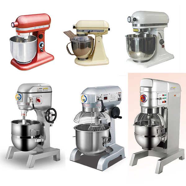 SONCAP approval Industrial Planetary Egg Cake Flour Dough Spiral Food Mixer for bakery from Guangzhou