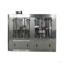 3000BPH Automatic Beer Filling Capping 2 In 1 Machine