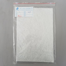 Fiberglass Composite Mat 340 gsm: Chopped Strand Mat And Plain Polyester Surface Tissue