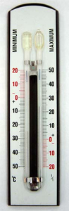LX-106 Maximum & Minimum Thermometer