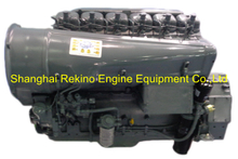 F6L912E Air cooled diesel engine motor (common rail) for construction machinery