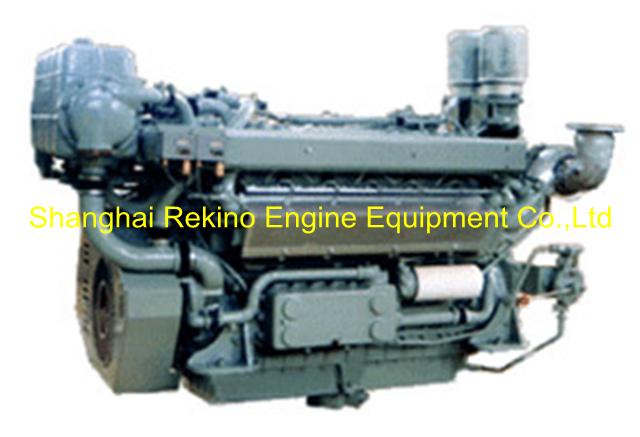 Deutz MWM TD234V12 285KW-387KW marine diesel engine motor - Buy