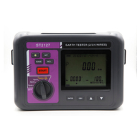 ST2127 Earth Resistance & Resistivity Tester
