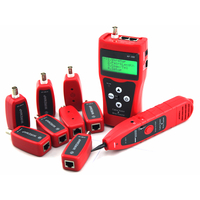 Cable Tester with 8 Remote Identifier
