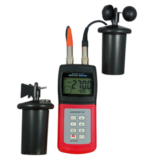 3-Cup Digital Anemometer AM-4836C