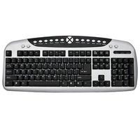 Hot Sale Multimedia Keyboard for Computer, (KB-102)