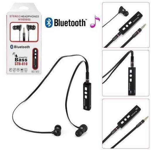 Bluetooth Headphone for Sport, with Control panel for Easy Control