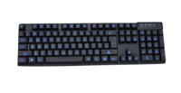 Classic Backlit Game Keyboard (KBB-008)
