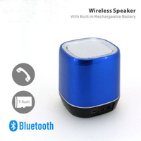 Wireless Speaker with 3.5 Audio Input Supported