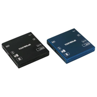 Metal Multi Card Reader 4 in 1 Style No. Cr-020