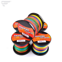 Braided Fishing Line 6lb-150lb 1000m multi color Superline Abrasion Resistant Braid Lines Super Strong PE Fishing Lines