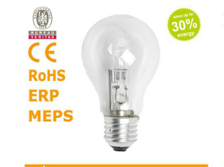 Eco Halogen Light A55 GU10 A60 25W, 28W 35W