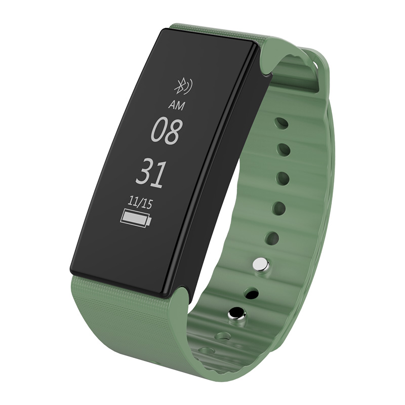 Hot Sale fit watch silicon digital watch sport smart watch