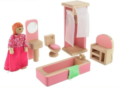 Children Wooden Furniture Toys