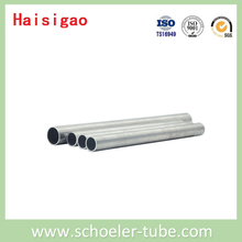 Round / D type tube coil for condensers
