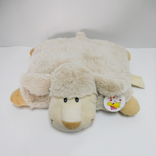 Cute Stuffed Plush Animal Baby Sheep Pillow
