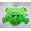 Cute Stuffed Plush Animal Baby Frog Pillow