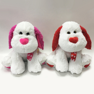 Custom Stuffed Cute Plush Animals Dog