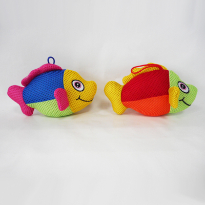 Lovely Fish Shape Baby Bath Plush Toys