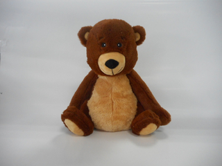 Can Be Customized To Sit on The Wholesale Brown Stuffed Teddy Bear