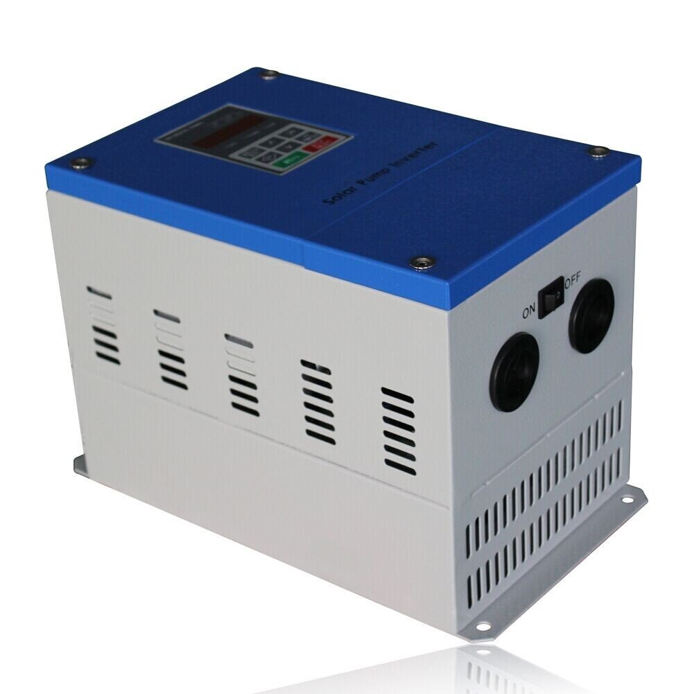 MPPT 280~360Vdc to 200~240Vac 17A 3700W Solar charger Sine Wave single phase pumping Inverter