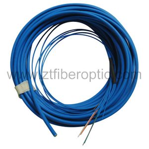 Singlemode Duplex Indoor Drop Fiber Cable