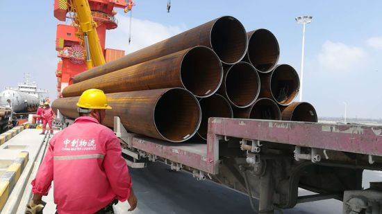 Jcoe Lasw Structual Steel Pipe for Buildings, Bridges or Offshore Platform Piles