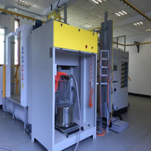 Powder Coating Machine for LPG Production Hlt