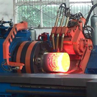 CNG Cylinder Hot Spinning Machinery