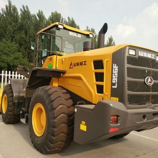 Manufacturer Articulated 5ton Mining Zl50 China Wheel Loader L956f L956fh LG956f for Sale