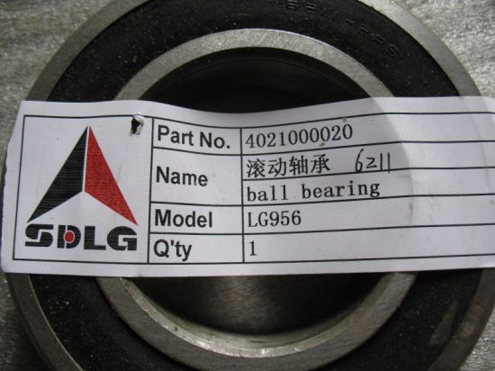 4021000020 Rolling Bearing Spare Parts Wheel Loader