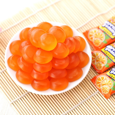 Everyday Soft Drop Orange Flavor Gummy